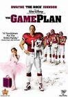 Game Plan 0786936747362 With Dwayne Johnson DVD Region 1