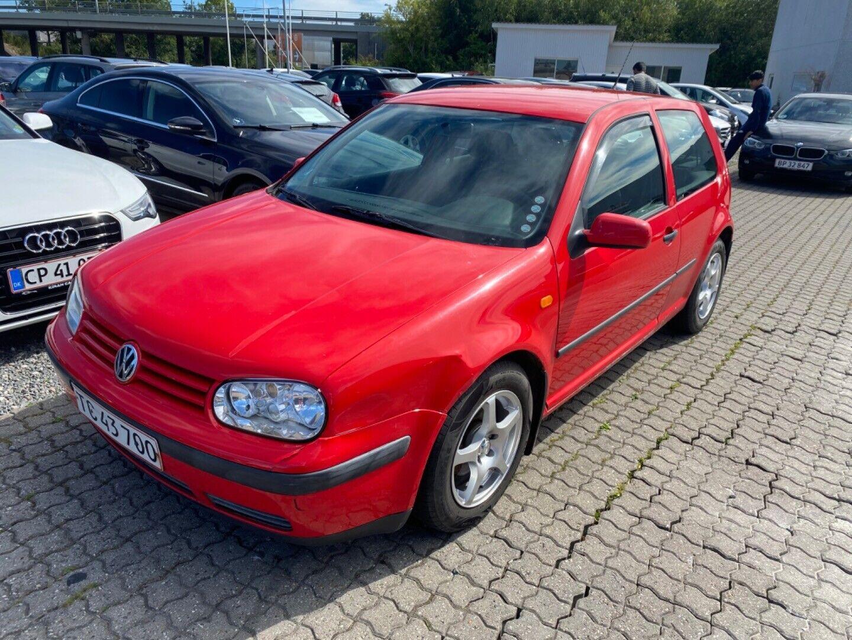 VW Golf IV 1,6  3d