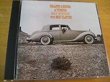 DELANEY & BONNIE & FRIENDS WITH ERIC CLAPTON ON TOUR CD MINT- USA