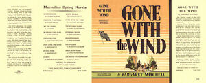 Mitchell-Gone-With-The-Wind-facsimile-dust-jacket-for-first-edition-book
