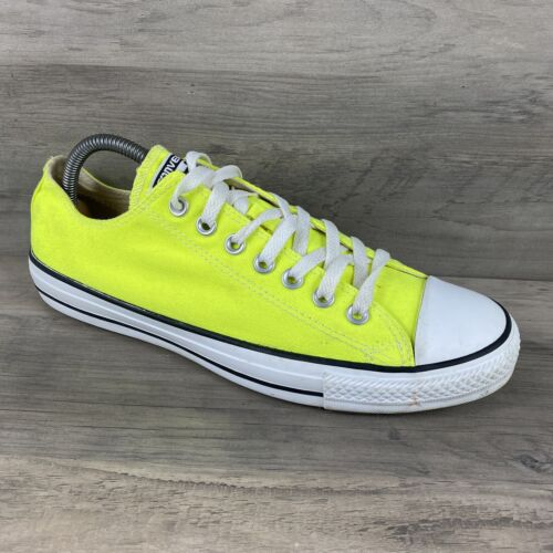 Converse All Star Sneakers OX Yellow 139792F Lace