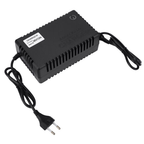 36V 48V 1.8A Plastic Battery Charger E-bike Electric Scooter Charger EU Plug GS