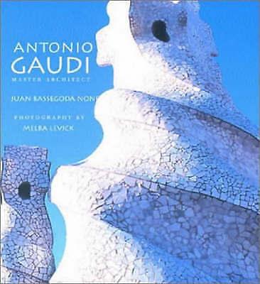 1 of 1 - Antonio Gaudi: Master Architect (Tiny Folio) (Hardcover), 9780789206909, Basseg.