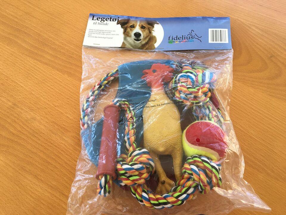 Hundelegetøj, Fidelius Animal Attraction