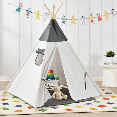 2020 Neu Kinderzelt Spielzelt Babyzelt Spielhaus Tipi Indianer Kinderzelt DE