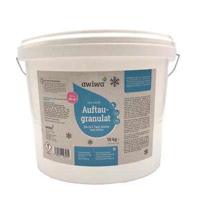 Auftaugranulat Streusalz Ersatz 3t Eisfrei -50°c 10kg Streugut Für Tierpfoten