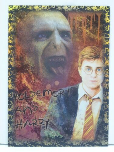 Harry Potter Order of the Phoenix Artbox Hologram//Puzzle Cards YOUR Choice