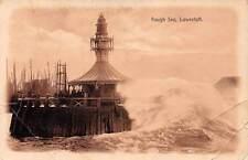 England Lowestoft, Rough Sea 1917