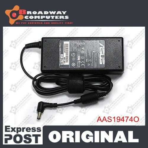 Original Adapter Charger ASUS R501J R501JR R501V R501VB R501VJ R501VM 19V 4.74A