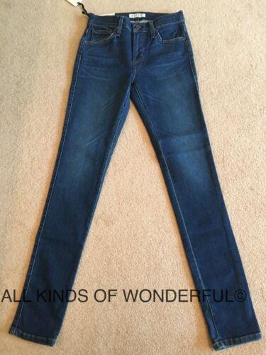 mid Blue James Jeans Twiggy Skinny Legging in Victory RRP£220 BNWT