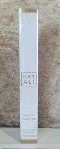 BNIB Kayali Musk 12 Vanilla 28 Edp Rollerball 2 x 5ml  two rollers Huda Beauty