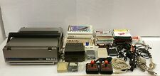 Commodore SX-64 Executive Computer Portable Computer 1984 Rare HUGE LOT
