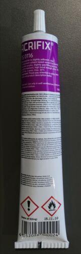 Acrifix 116 bzw 1S 0116 Kleber für Plexiglas PMMA PC PS SBC ABS PVC-U CAB