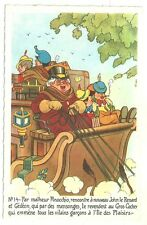 CPA - Carte Postale - WALT DISNEY - Edition Superluxe Pinocchio N° 14 - Postcard