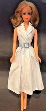 Vintage MOD 1966 Blond Twist 'N Turn TnT Barbie Doll Bendable Legs