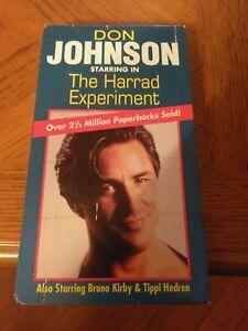 The Harrad Experiment Book