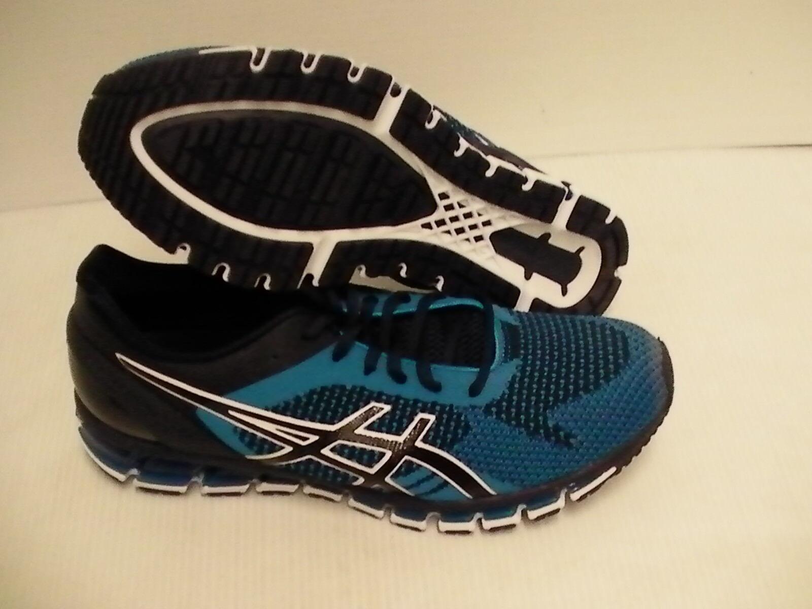 Asics men's gel quantum 360 knit running shoes peacoat directoire bluee size 13