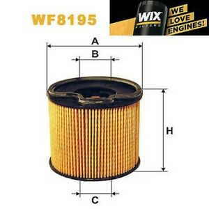 1x-Wix-Kraftstofffilter-WF8195-Eqv-Zu-CG8953