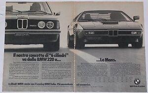 Advert-Pubblicita-1979-BMW-320-SERIE-3-E21-M1
