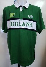 IRELAND RWC 2015 S/S RUGBY JERSEY BY CANTERBURY SIZE ADULTS MEDIUM BRAND NEW
