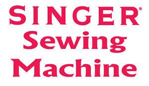 singer scholastic sewing machine manual