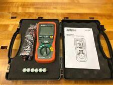 Extech Autoranging Digital Megohmmeter Insulation Tester 380260