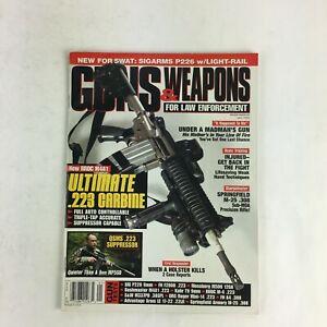 January-2003-Gun-amp-Weapons-Magazine-Ultimate-223-Carbine-Qsms-223-M-25-308