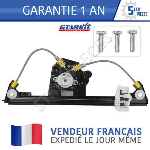 LEVE-VITRE ARRIÈRE GAUCHE BMW SERIE 1 E87 04-12 51357138467 EQUIV 850878