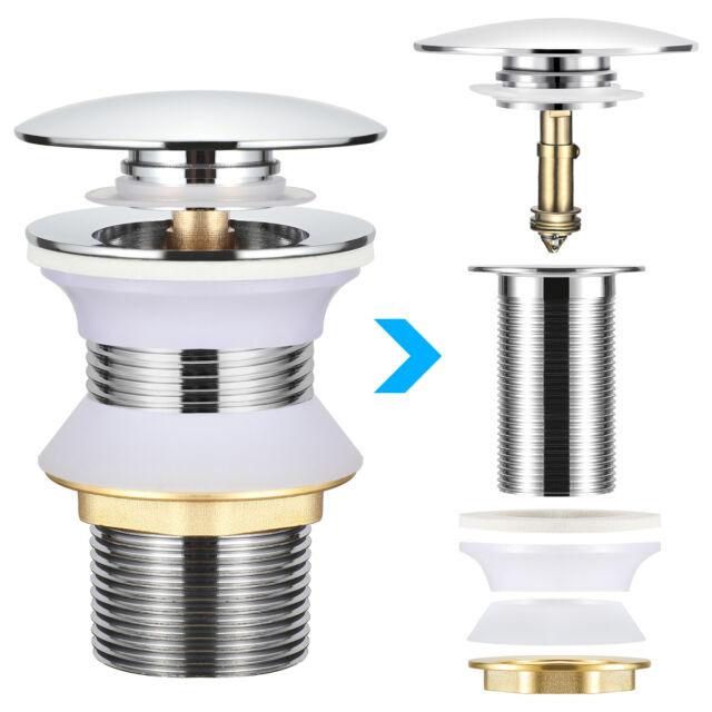 bonade automatischer pop up ventil für waschtisch