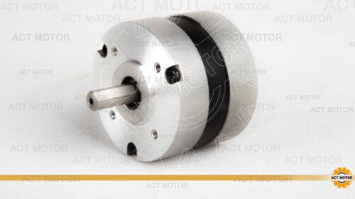 ACT MOTOR GmbH 1PC Nema23 BLDC Motor 57BL01 Brushless 24V 15W 2500RPM Round 3Ph