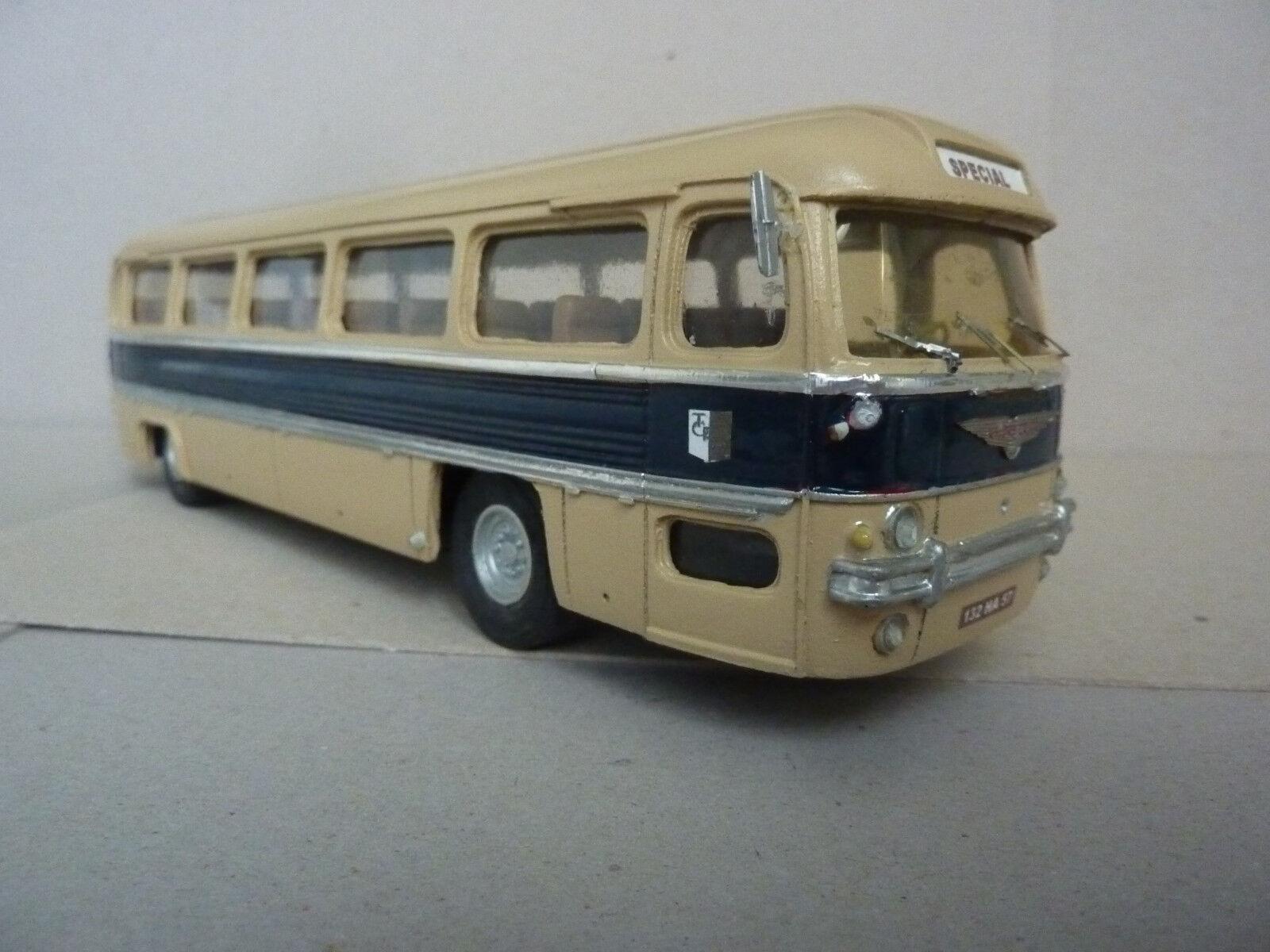 1 43 MAP Parossoes kit résine monté bus autocar Chausson ANG TCRM Metz bon état