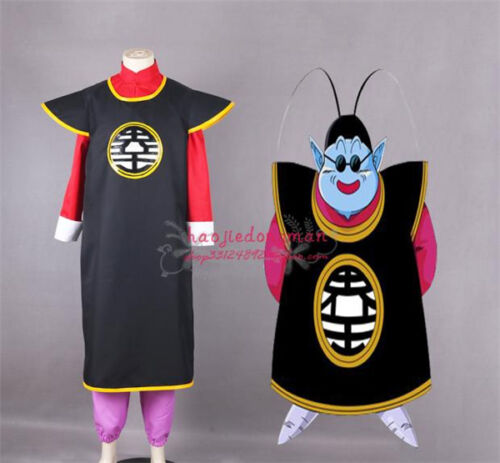 Anime Dragon Ball Kai Cosplay Costume Robe Uniform Full Sets