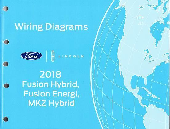 2018 Ford Fusion Hybrid Fusion Energi Mkz Hybrid Factory