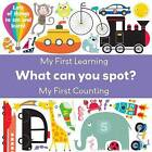 What Can You Spot? Learning & Counting by Autumn Publishing Inc. (Paperback, 2015)