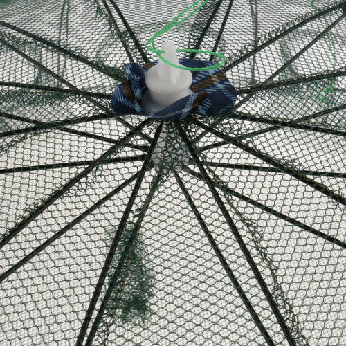 1 Pezzo Rete Trappola Da Pesca Attrezzatura Pesca Da Mosca Di Alta Qualità