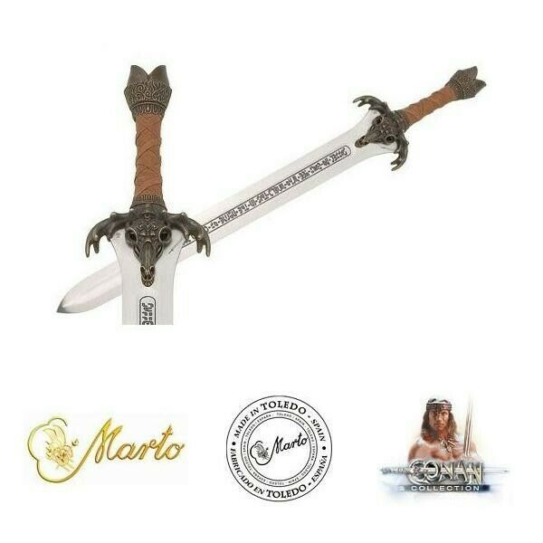 Conan the Barbarian Fathers Sword - Official Marto of Spain