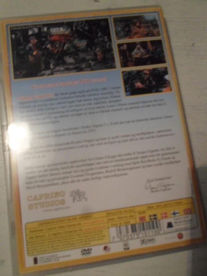 Bjergkøbing Gerand prix (Dank tale), DVD, eventyr