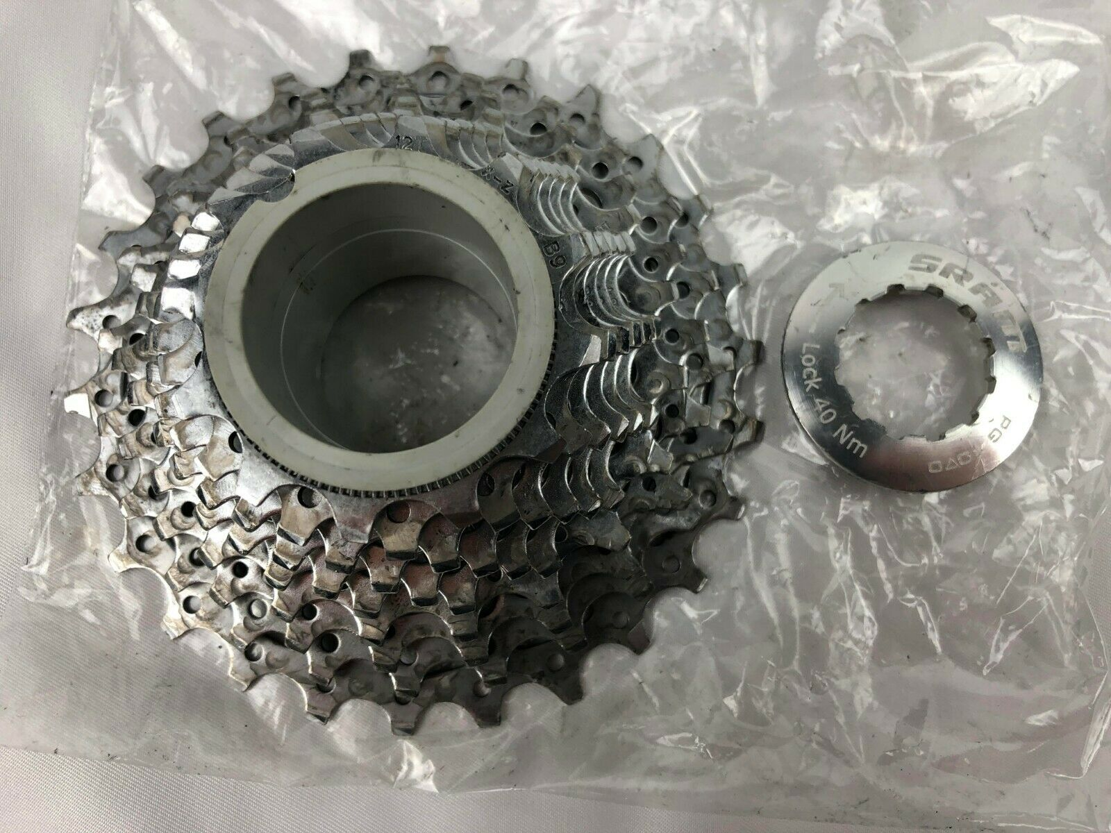Sram PG-1070 Road Bicycle Cassette 12-26t (3p)