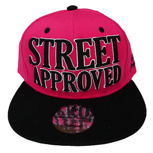Clothing, Shoes & Accessories Hats Baseball State Property Street Approved Flatpeak Snapback Hat Final Clearance Elegant Shape