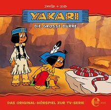 CD * YAKARI - CD 15 - DIE GROSSE DÜRRE # NEU OVP &