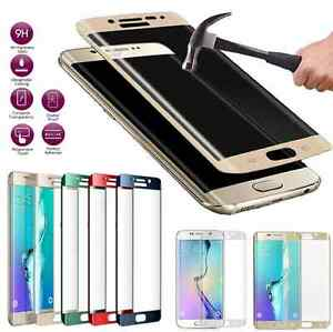 For-Samsung-Galaxy-S6-S7-Edge-Temper-Glass-Full-Cover-Curved-Screen-Protector