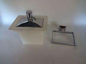 LiebenswüRdig Ibb Seifenspender Firenze Porta Dispenser Soap Dispenser Distributeur De Savon Möbel & Wohnen Seifenschalen & -spender