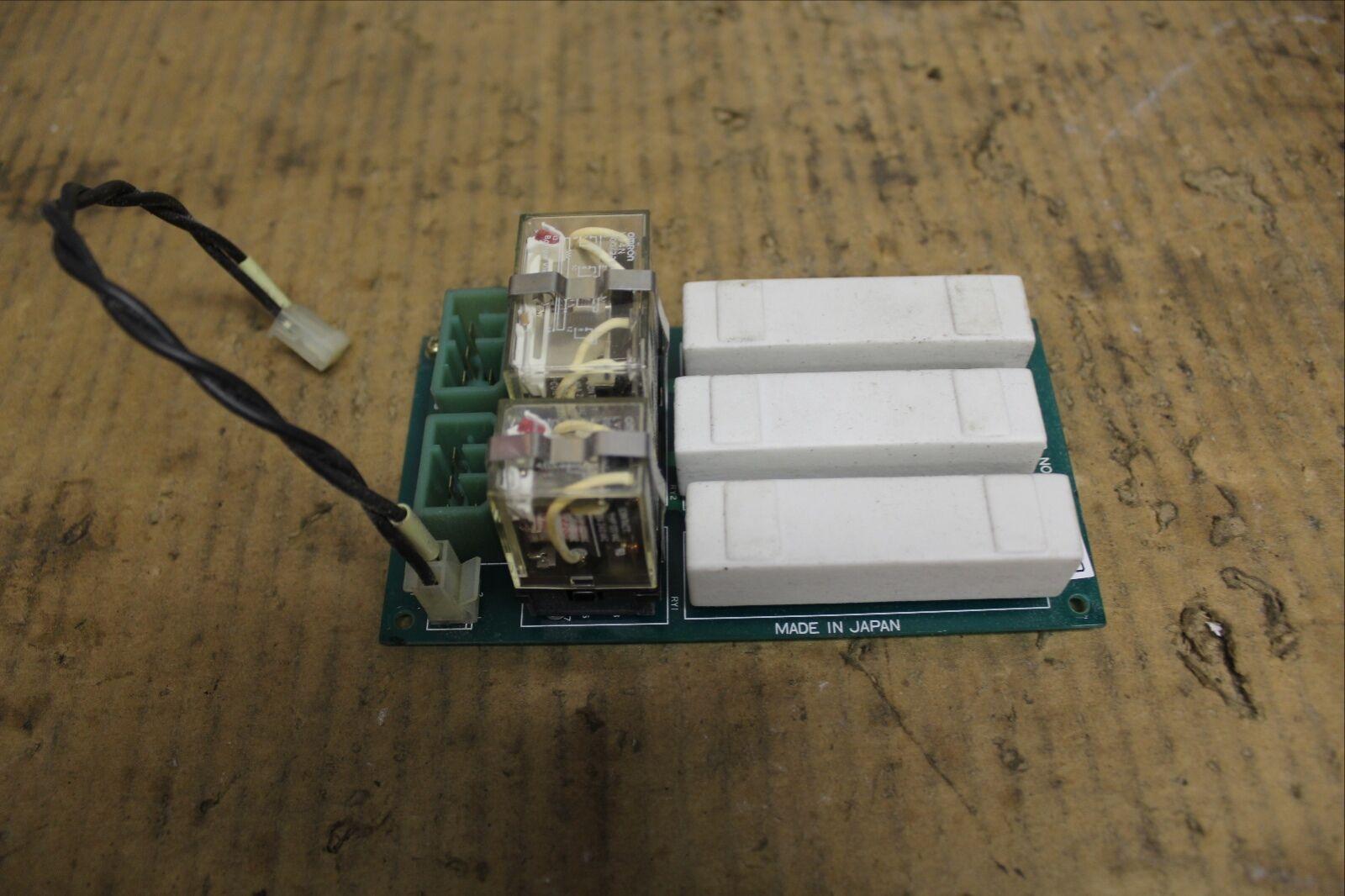 OHM ELECTRIC CIRCUIT BOARD CARD 8-179 8179