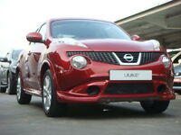 Nissan Juke Bodykit Spoilers High Qualty Injected Abs 2013 - 2015 Rrp $1599