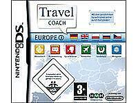 1 von 1 - Travel Coach - Europe 3    Ihr Sprachtrainer     (Nintendo DS)   NEUWARE