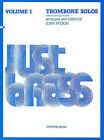 Just Brass Trombone Solos: v. 1 by Chester Music (Paperback, 2000)