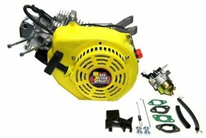 196cc 6 5hp Box Stock Project Go Kart Racing Engine Ebay