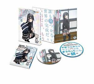 YAHARI-ORE-NO-SEISHUN-LOVE-COME-WA-ZOKU-VOL-1-Blu-ray-CD