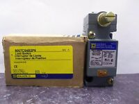 Square D 9007 C54b2p6 Limit Switch Series A