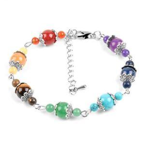 Bracelet-7-chakras-pierres-naturelles-agathe-jade-aventurine-oeil-de-tigre